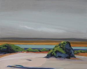 Salton_Sea_64_24x30_inches_Acrylic_on_Canvas__
